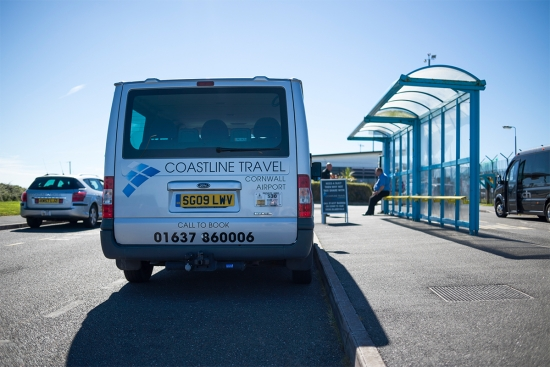 Cornwall-Airport-Newquay-Coastline-Taxi-Bus-Stop
