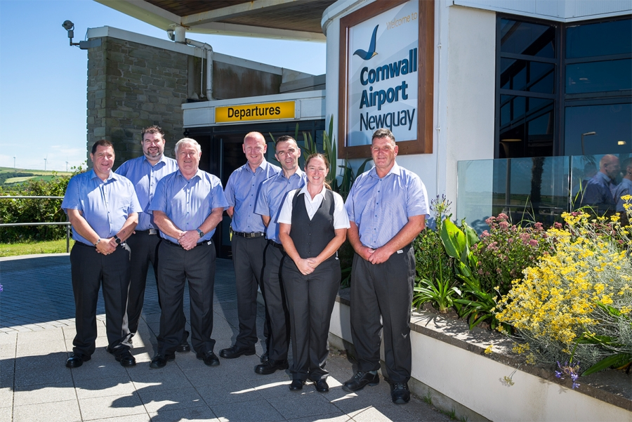 Cornwall-Airport-Newquay-Security-Officers